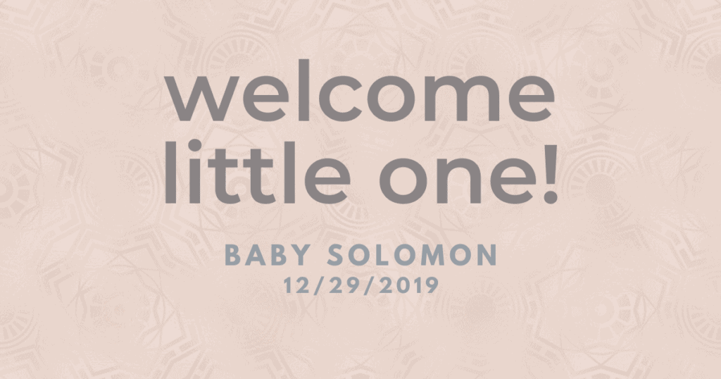 birth story with arlington midwives
